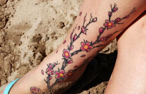 tattoo i-cherry blossom