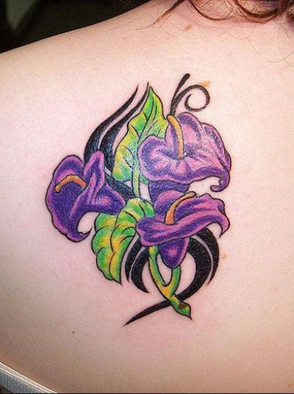 e hlollang lipalesa tattoos