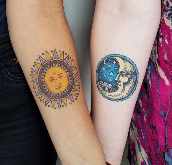 adiskidetasun tatuajeak diseinuak