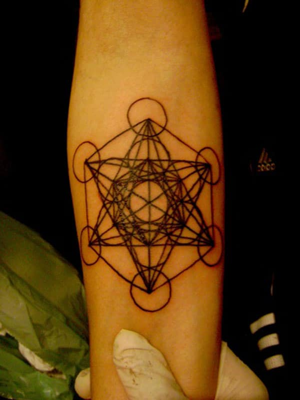 geometric tattoos ideas