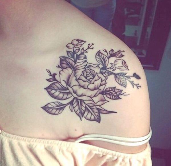 tattoo humero pro puellis