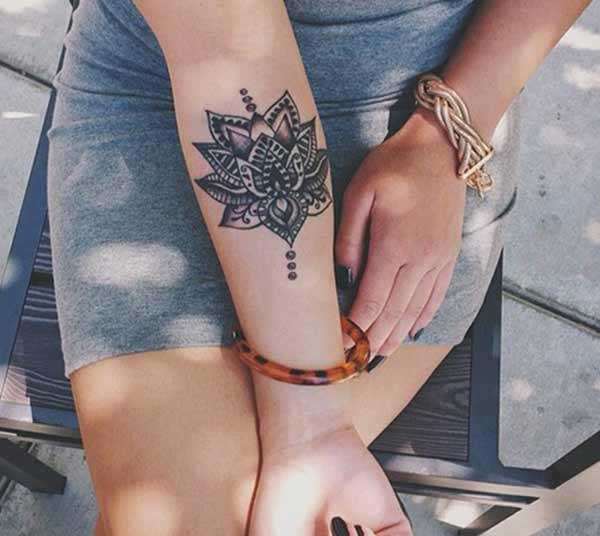 idetë e tatuazheve për vajzat