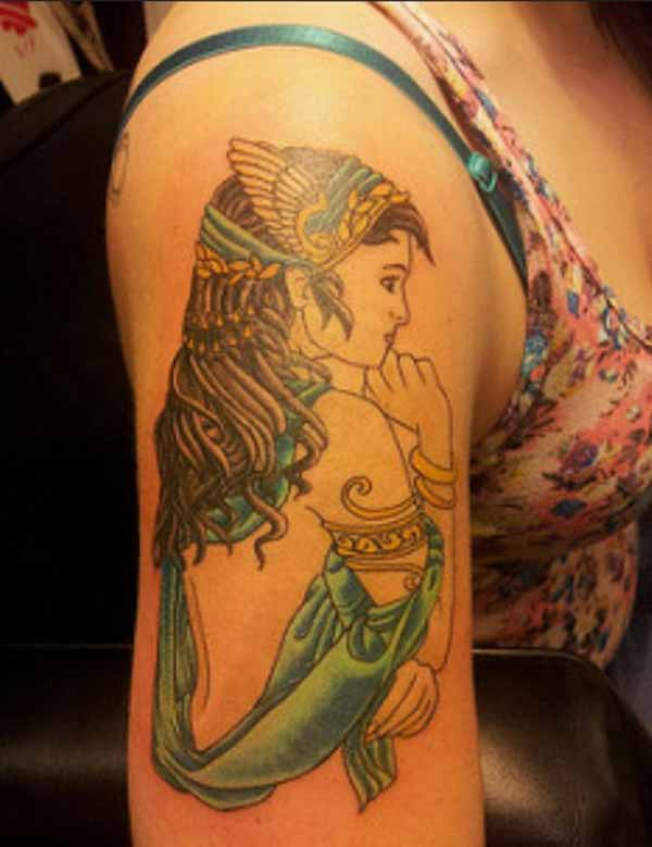 girl tattoo pictures