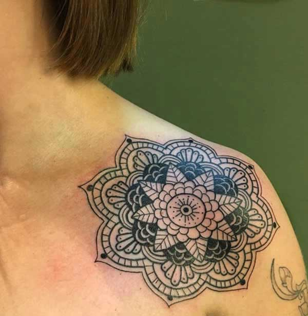mandala tattoo pictures