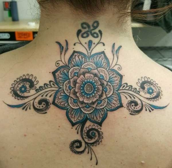amazing mandala tattoos