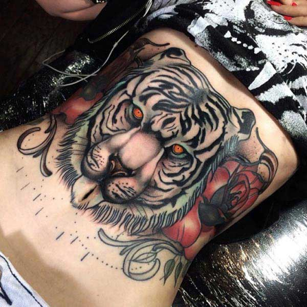 beste Tiger Tattoos