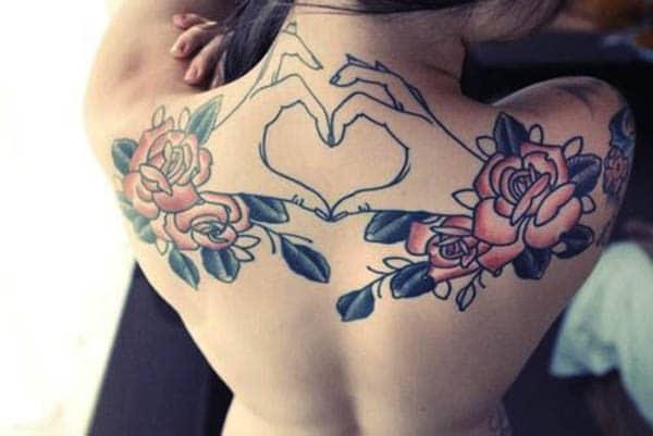 ljubavi tetovaže dizajni