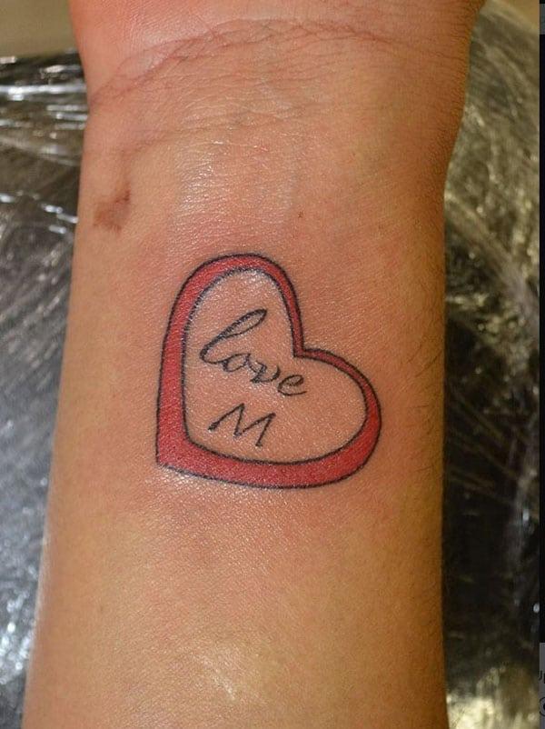 dashuri tattoos ideve