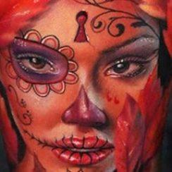 best-day-of-the-dead-tattoos-08