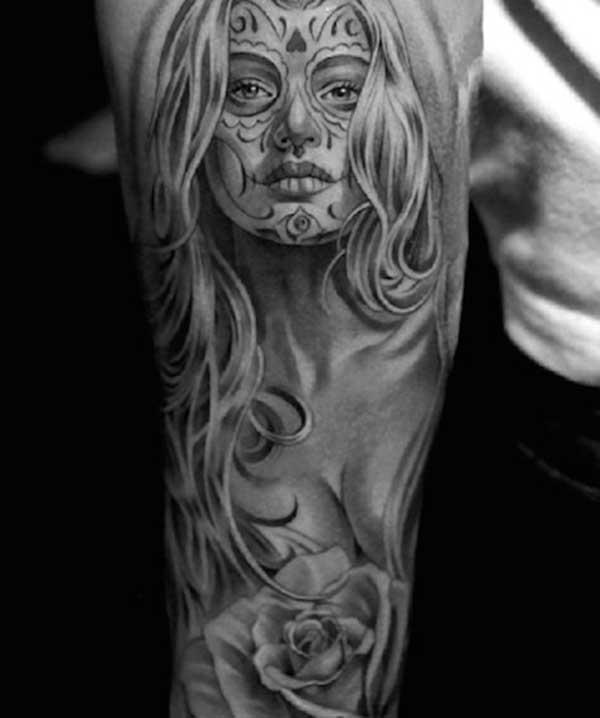 tato hari yang comel