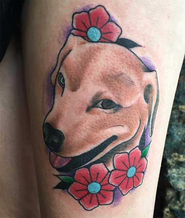 tetovaže slatkih pasa
