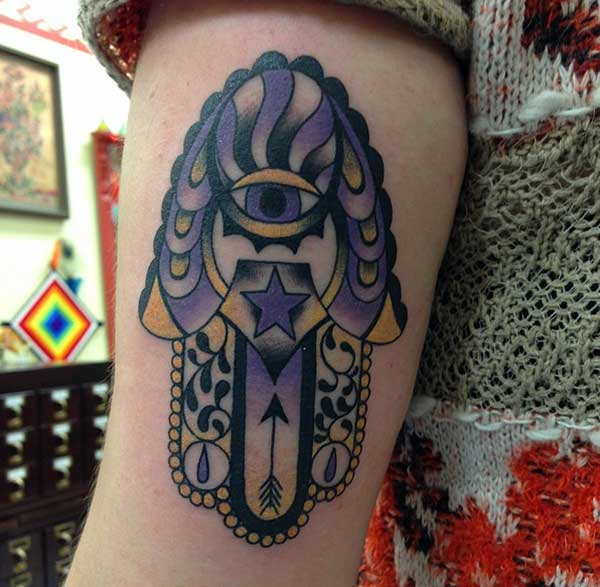 hannu hamsa tattoos