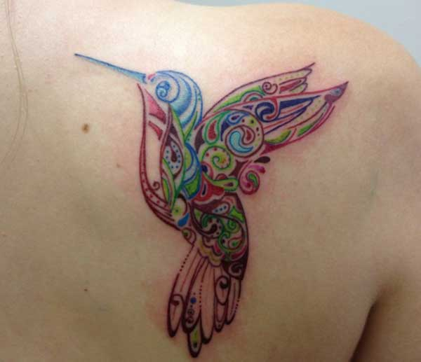 abaga sa hummingbird tattoo