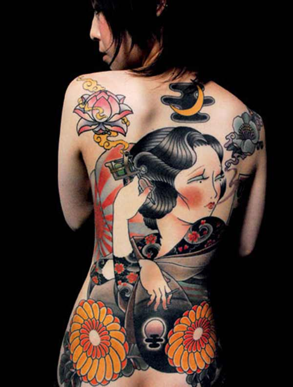 I-japanese girl tattoos