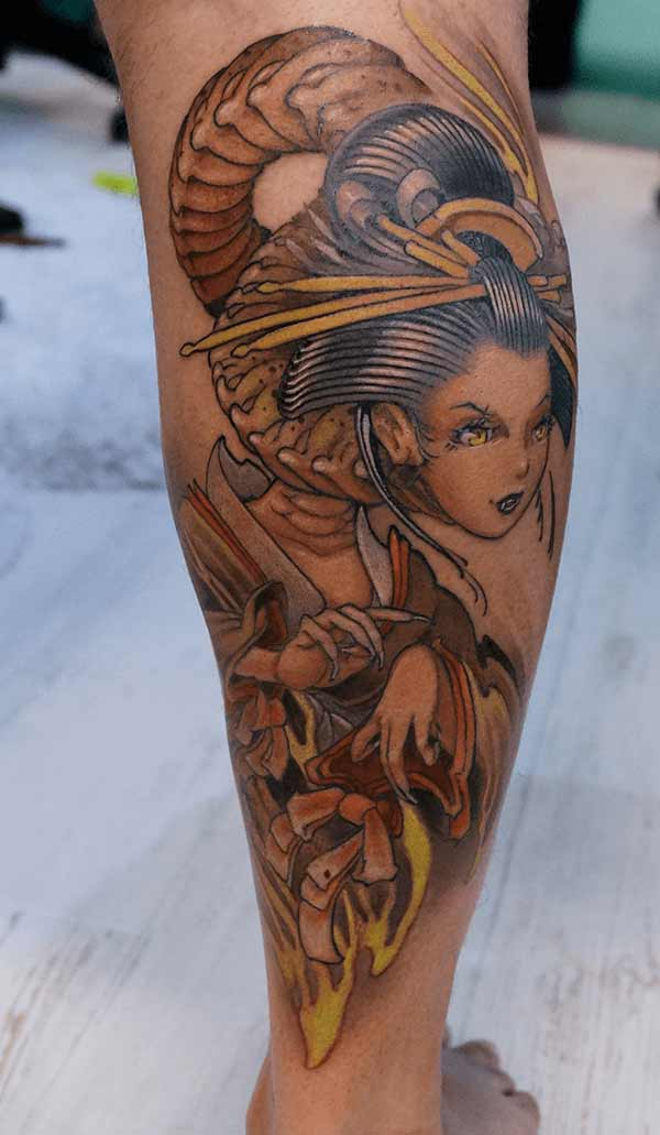 ideas de tattoo xaponesas