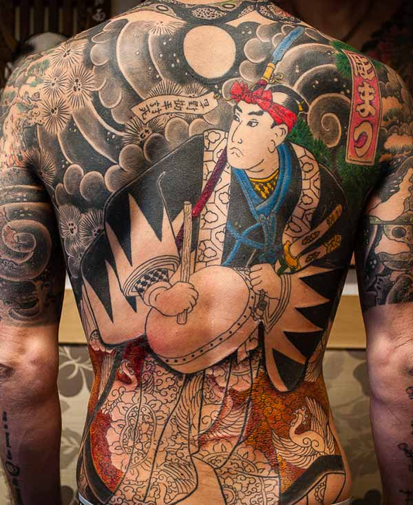 I-japanese tattoo designs