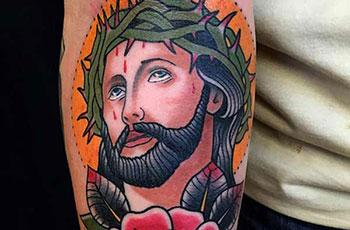 best-jesus-tattoos-14