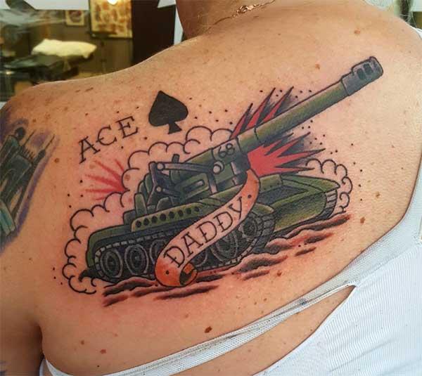 Tattoos za baridi zaidi