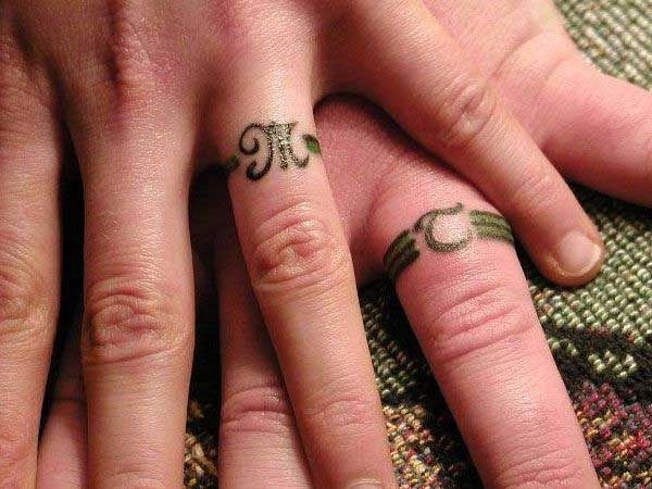 ring tatoeages