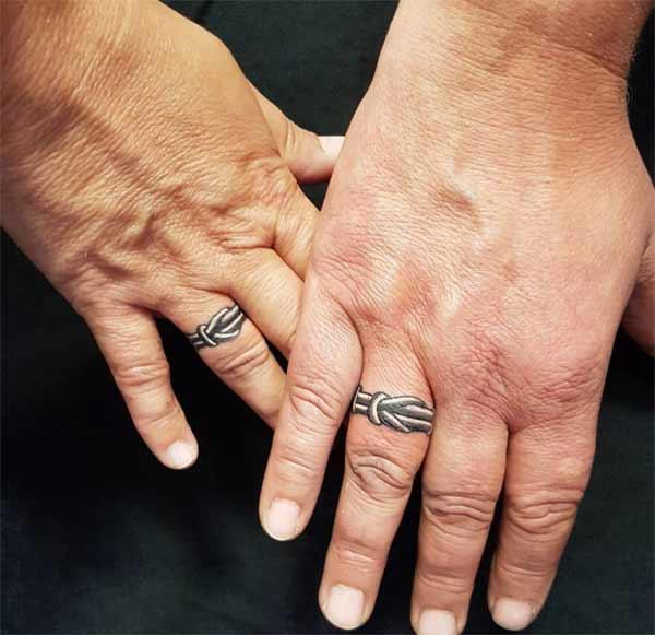 тату-кольца