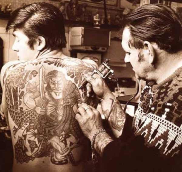 cool Vintage Tattoos