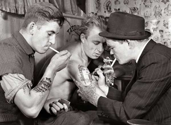 Amazing Vintage Tattoos