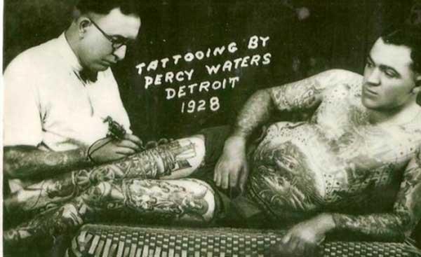 super vintage tattoo