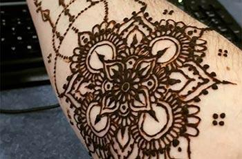 best henna design for males