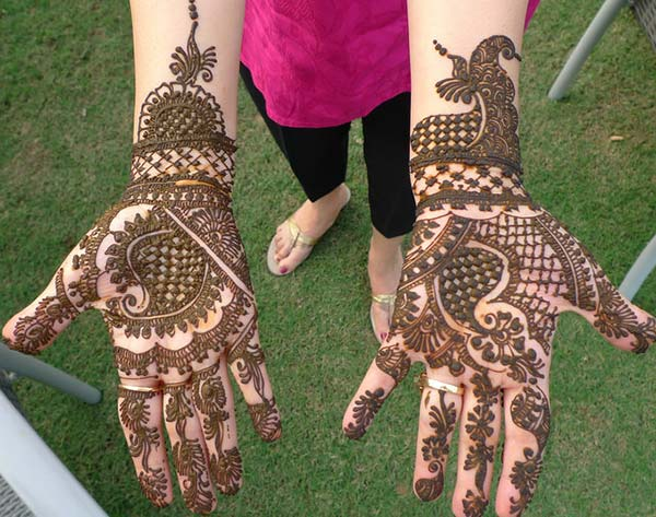 Designs Of Mehndi For Palm : Mehndi tattoo designs on palms tattoos art ideas