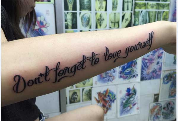 girly meaningful tattoos
