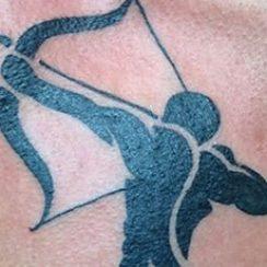 最好的射手座纹身设计理念