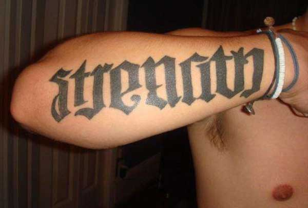 kakuatan tato keur guys