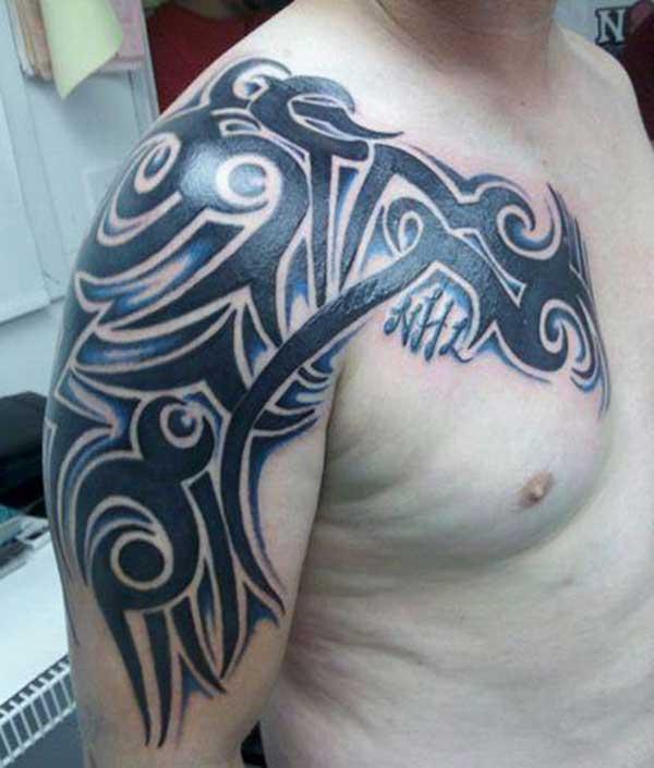आदिवासी टॅटू कल्पना