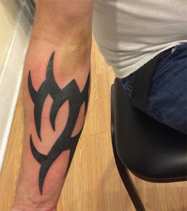 आदिवासी कला टॅटू