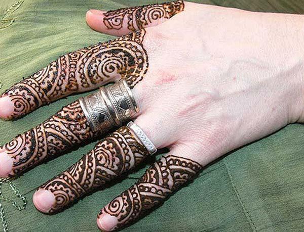 maihao Henna / Mehndi tattoo whakaaro whakaaro