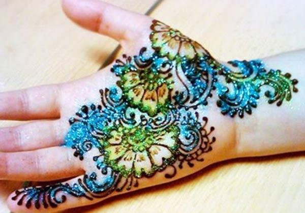 Kinderen Henna / Mehndi tattoo designs designs