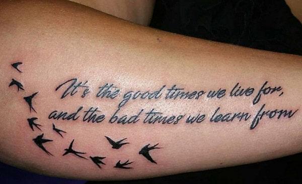 אלה הזמנים הטובים שאנו חיים בהם, ואת הזמנים הרעים שאנו לומדים מהם
