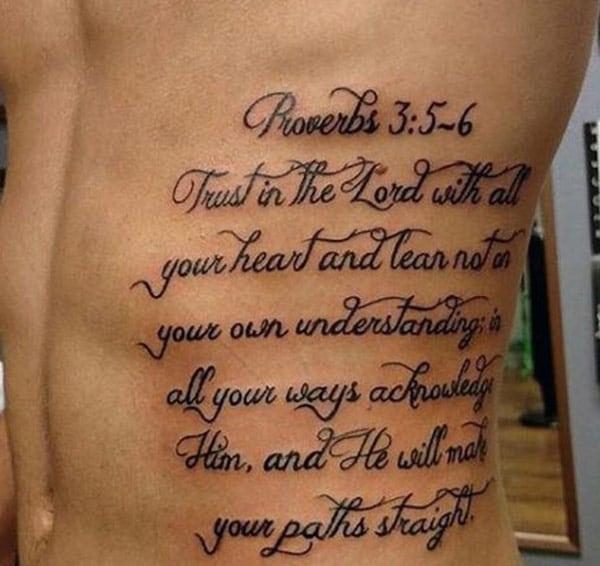 Доверяйте Господу всем своим сердцем и не полагайтесь на свое собственное понимание
