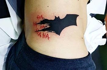 Best bat tattoo designs