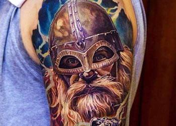 best viking tattoos design