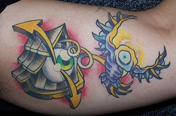 Beste Bicep Tattoos Ontwerp