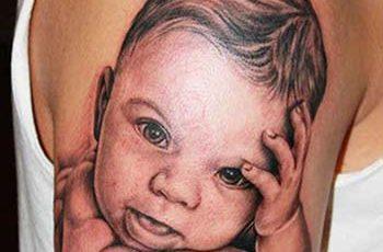best baby tattoos design ideas
