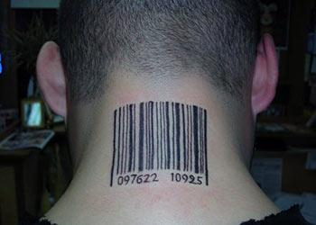 best barcode tattoo design ideas