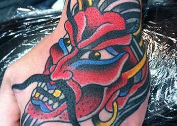 best devil tattoos design ideas