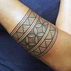 Tribal Armband Tattoo za žene