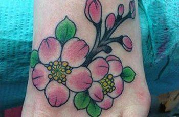tattoo blossom is fearr