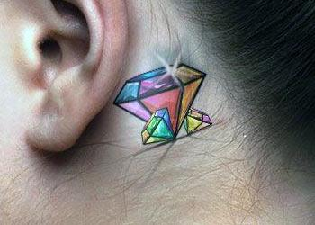 Best Diamond Tattoo
