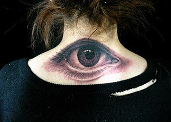 Best Eye Tattoo