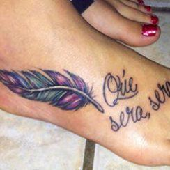 Najbolja tetovaža za pero