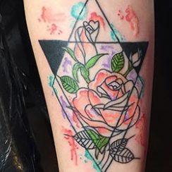 Καλύτερα γεωμετρικά τατουάζ